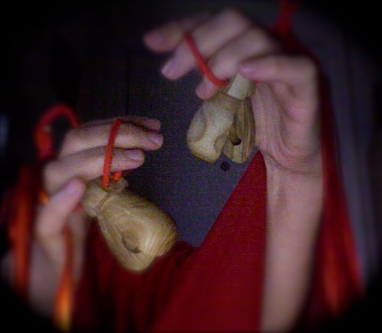 Hands and Castanets