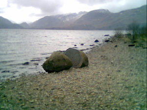 Cracked Open, Keswick, Lake District