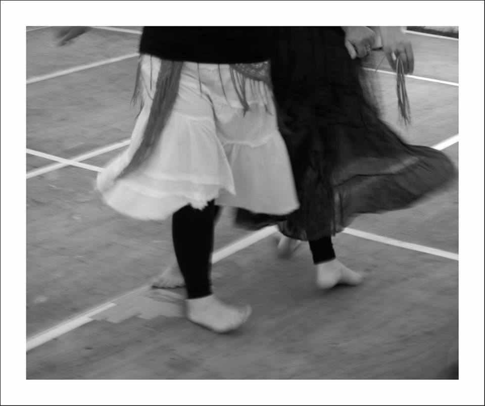 Magic Carpet Dancing